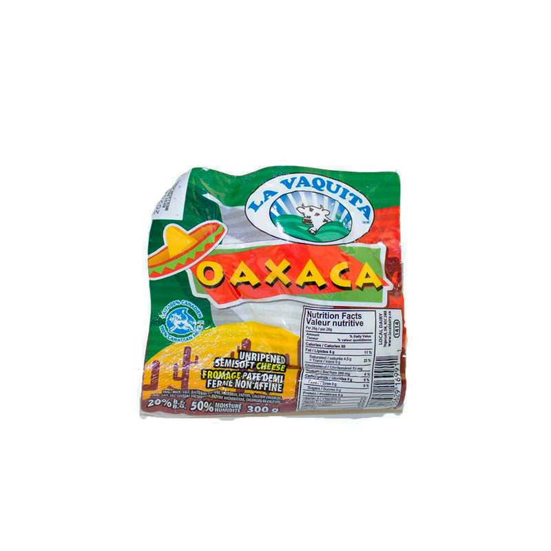 Oaxaca Cheese by La Vaquita (300gr)