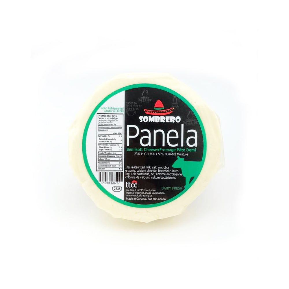 Panela Cheese by Sombrero (330-360gr)