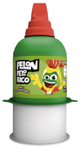 Lorena Pelon Pelo Rico 4 units/100gr each, 400gr total