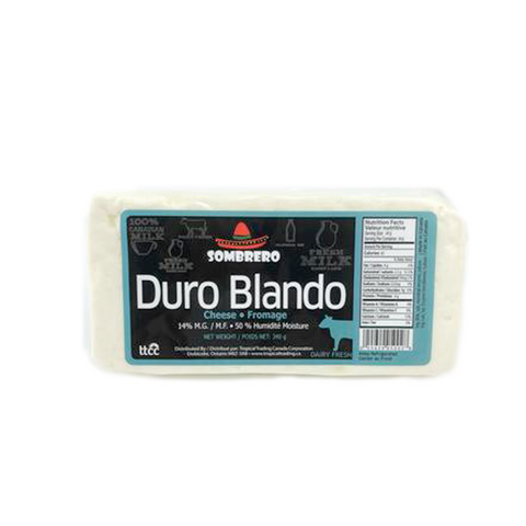 Duro Blando Cheese by Sombrero, 340gr