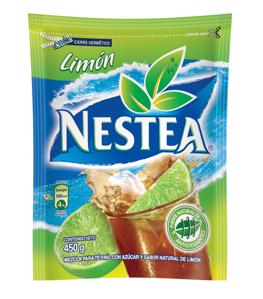 Nestea: Ice tea mix with LIME flavour by Nestle, 2x450gr