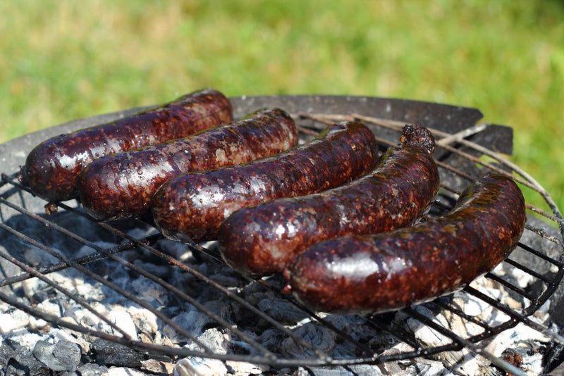 Colombian-style Blood sausage (Morcilla or Moronga) - 3units, 500gr