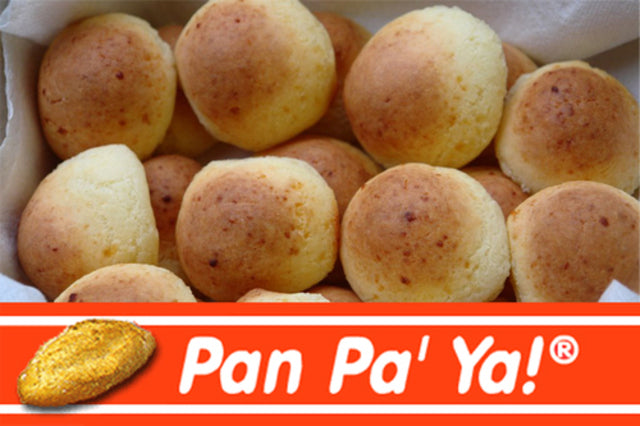 Pandebonos by Pan Pa'Ya - 6=12 units, 540gr