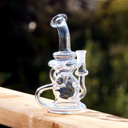 Santa Cruz Glass Clear Klein