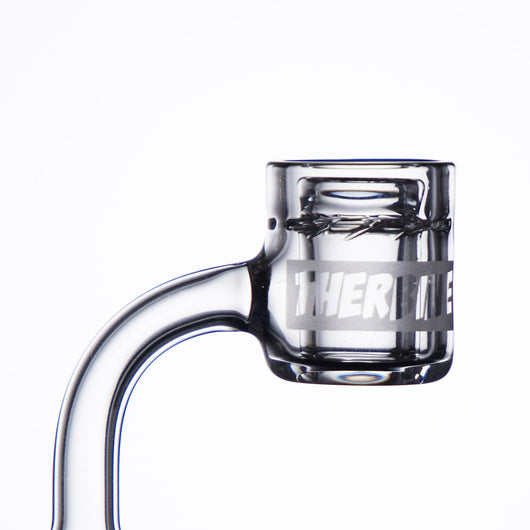Wierdeer Glass Therbine (sealed to the bottom) Quartz Banger