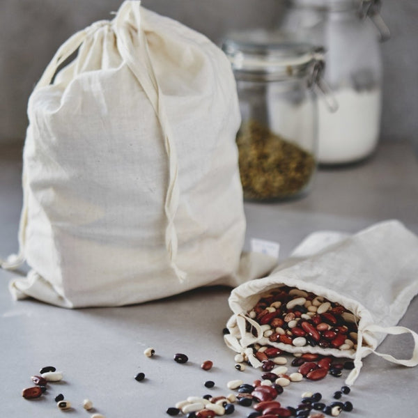 Dans Le Sac Cotton Bags - Zero Waste Lifestyle!