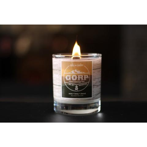 Coal and Canary GORP scented candle