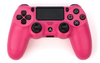 T-3 Custom Pink Playstation 4 Dualshock Wireless Controller