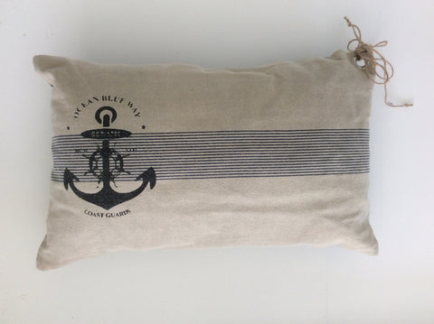 NAUTICAL ANCHOR COTTON
