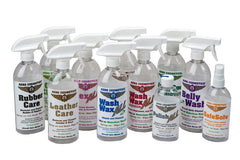 Cleaning Products - RV-Aircraft-Car-Home & More