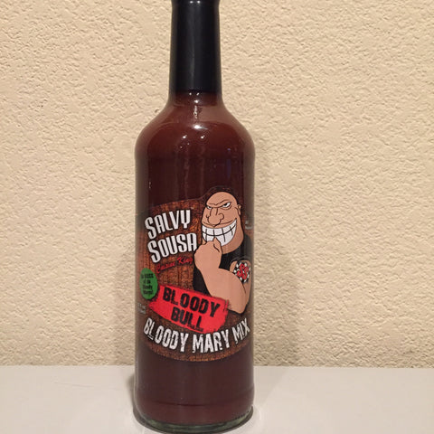Bloody Bull - Bloody Mary Mix - UR Gifts 4 All Seasons