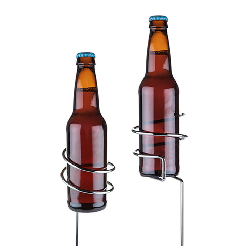 Picnic Brew Stix™ Bottle Holder Stakes