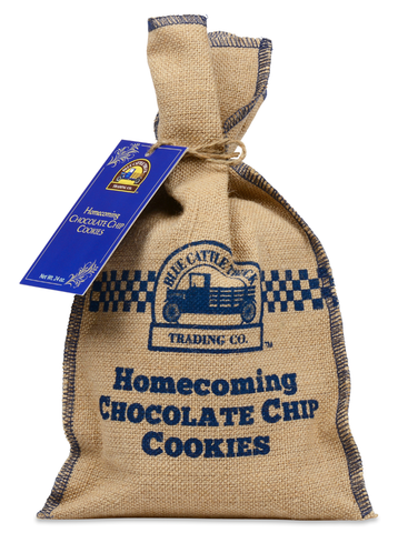 Homecoming Chocolate Chip Cookies