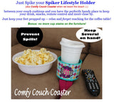 Spiker - Comfy Couch Coasters