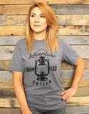 Texas Gun State, T-Shirt, Mason Jar Label, UR Gifts 4 All Seasons