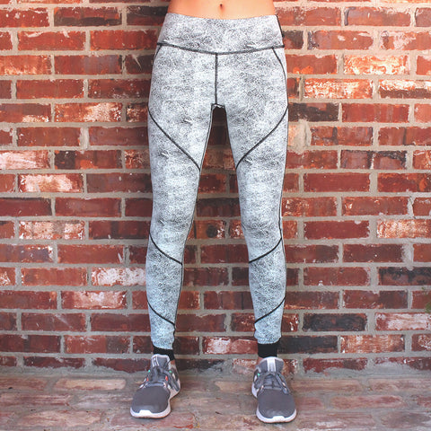 Reversible Speckle Speed Pant Full