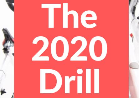Free 2020 New Years Drill