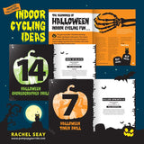 22 Halloween Indoor Cycling Drills (ebook)