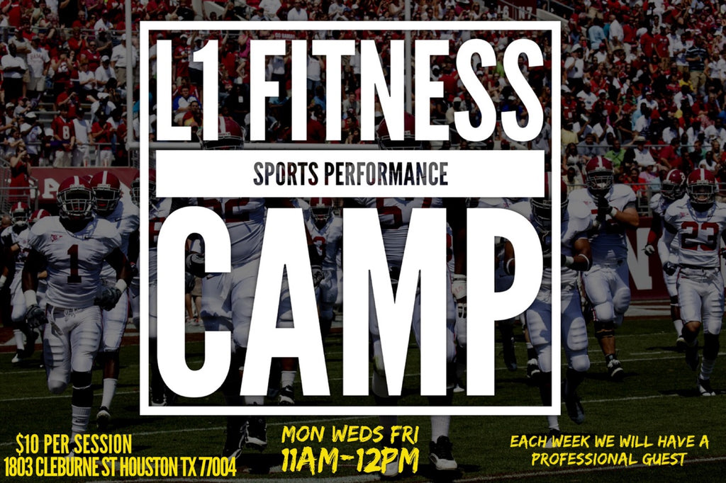 L1 Fitness Sports Performance Camp