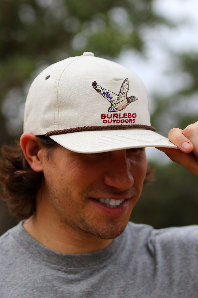 BURLEBO Outdoors Cap