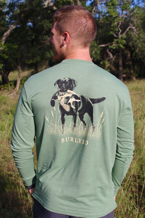 Hunting Dog - LS Pocket - BURLEBO
