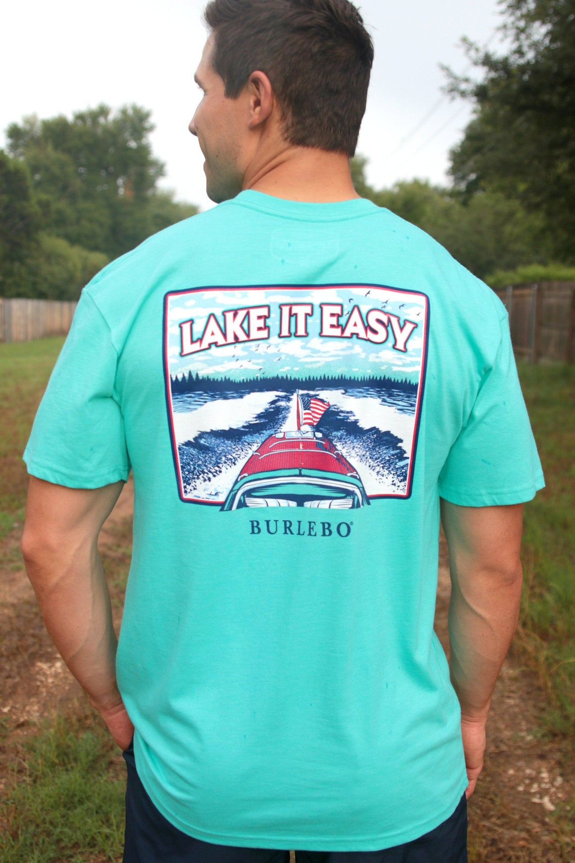 Lake It Easy - SS Pocket