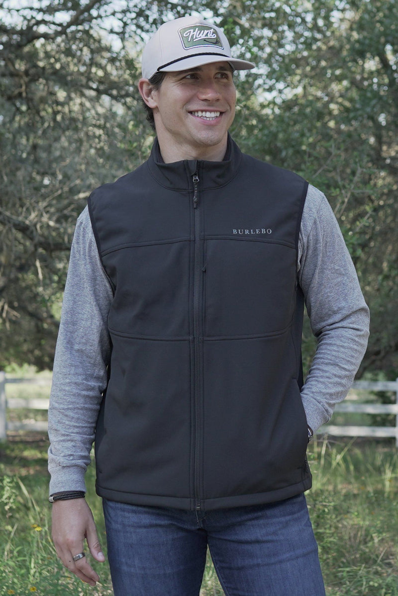 Performance Vest - Black