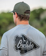Dark Olive Patch Logo