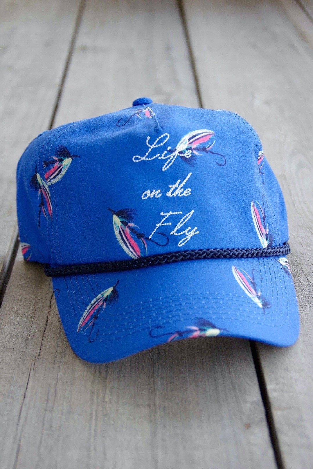 Life On The Fly Cap - BURLEBO