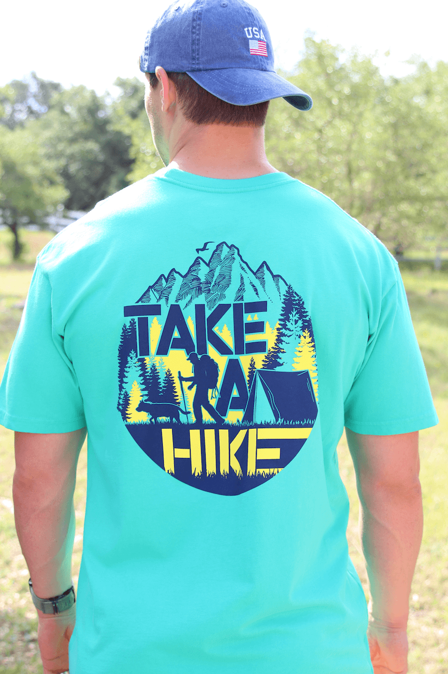 Take A Hike - SS Pocket - BURLEBO