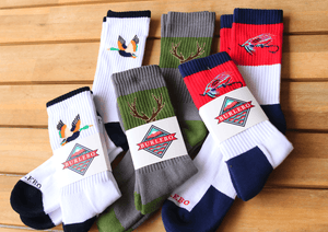 FLy Lure Socks