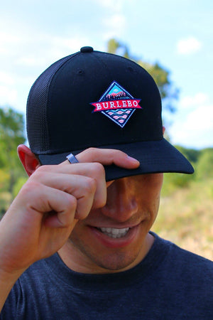Signature Logo Cap - Color - BURLEBO