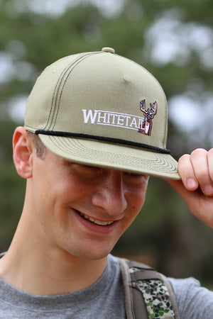 Whitetail Buck Cap