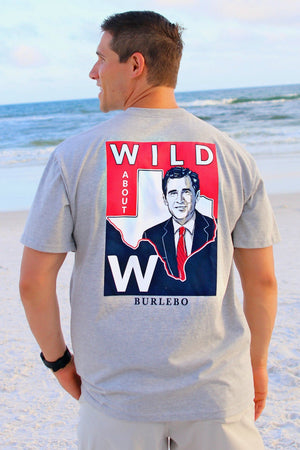 Wild About W - SS Pocket - BURLEBO