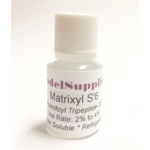 100% Matrixyl™ S'6 Peptide 7 ml Ingredient #DIY Peptides for Skin Care - ModelSupplies