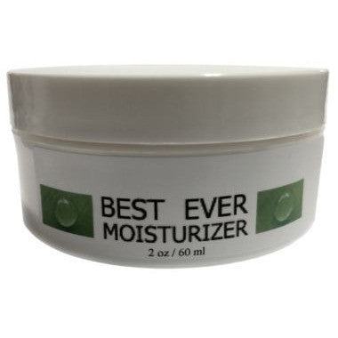 DMAE MSM BEST EVER BASIC CREME Moisturizer Cream Aloe Coconut Meadowfoam Oil BHA - ModelSupplies