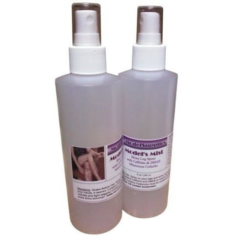 8oz Model's Mist Shiny HA DMAE Collagen Caffeine Aloe C - ModelSupplies