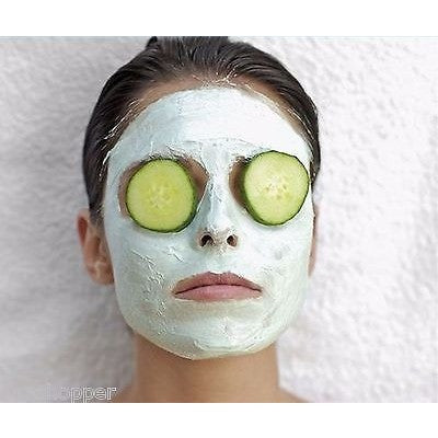 50g Yogurt Lactic Acid Powder LA AHA Add H2O Facial Mask Masque Creams Exfoliate - ModelSupplies