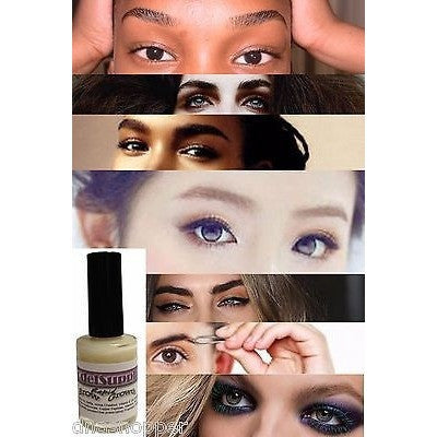 LOT 3 Rapid Brow Growth Formula Resell Grow Face Hair - ModelSupplies