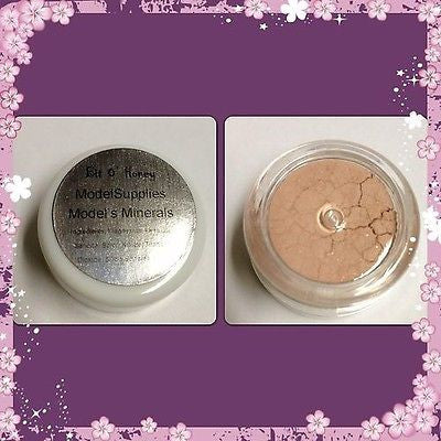 Modelsupplies Model's Mineral Bit O Honey Mineral Eye Shadow Makeup NIP - ModelSupplies