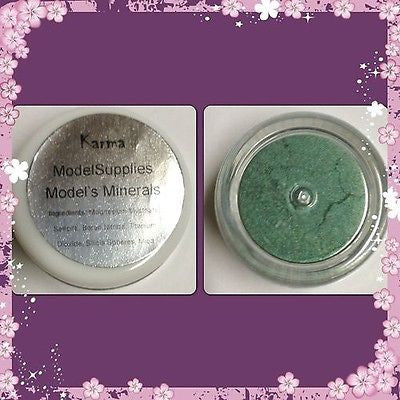 Modelsupplies Model's Minerals Karma Eye Shadow Makeup NIP
