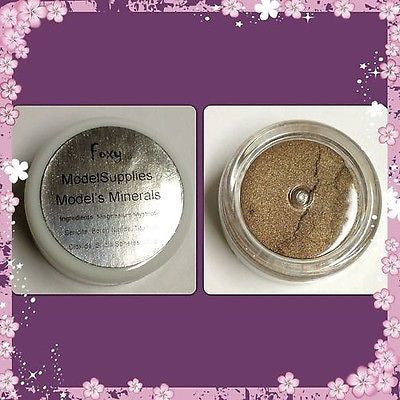 Modelsupplies Model's Minerals Foxy Mineral Eye Shadow Makeup NIP - ModelSupplies