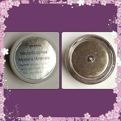 Modelsupplies Model's Minerals Espresso Mineral Eye Shadow Makeup NIP