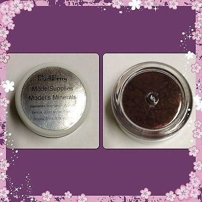 Modelsupplies Model's Mineral Black Berry Mineral Eye Shadow Makeup NIP - ModelSupplies