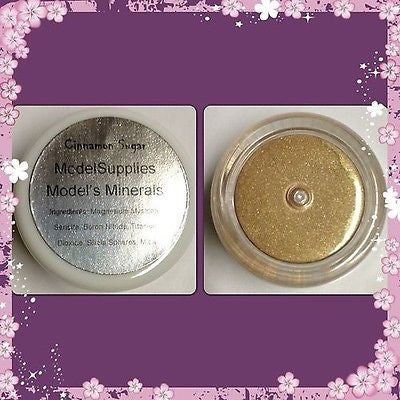 Modelsupplies Model's Minerals Cinnamon Sugar Mineral Eye Shadow Makeup - ModelSupplies