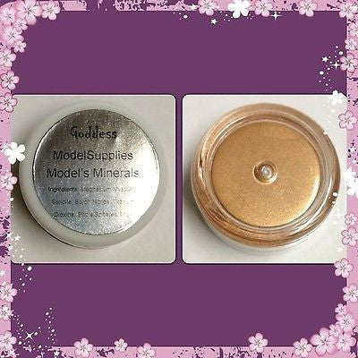 Modelsupplies Model's Minerals Goddess Mineral Eye Shadow Makeup NIP