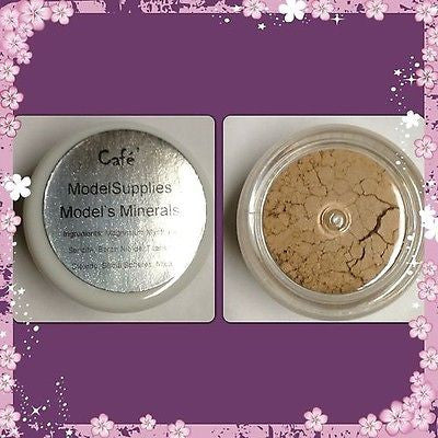 Modelsupplies Model's Minerals Cafe' Mineral Eye Shadow Makeup NIP - ModelSupplies