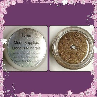 Modelsupplies Model's Minerals Luna Mineral Eye Shadow Makeup NIP