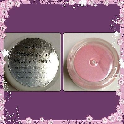Modelsupplies Model's Minerals SweetHeart Mineral Eye Shadow Makeup NIP - ModelSupplies