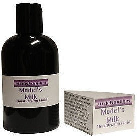 ModelSupplies Model's Milk DMAE ALA C-Ester HA Serum HUGE 4 oz / 120 ml - ModelSupplies